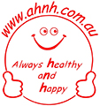 Always Healthy n Happy logo 2020 mobile